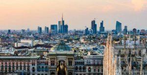 Galleria Vittorio Emanuele II - Palazzo Reale di Milano