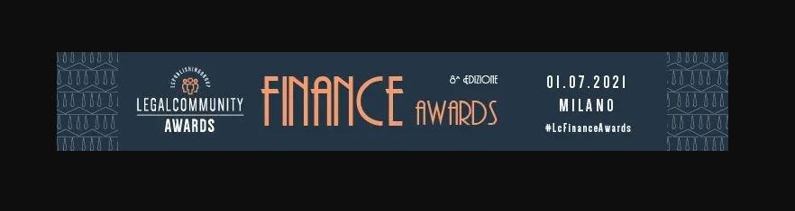 LC Finance Awards 2021
